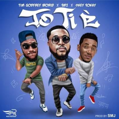 Gospel Music: Tim Godfrey - Jo Ti E (feat. SMJ & Okey Sokay) [Prod. by SMJ]