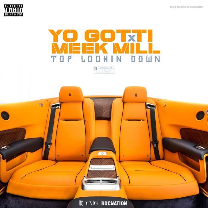 Yo Gotti - Top Looking Down (feat. Meek Mill)