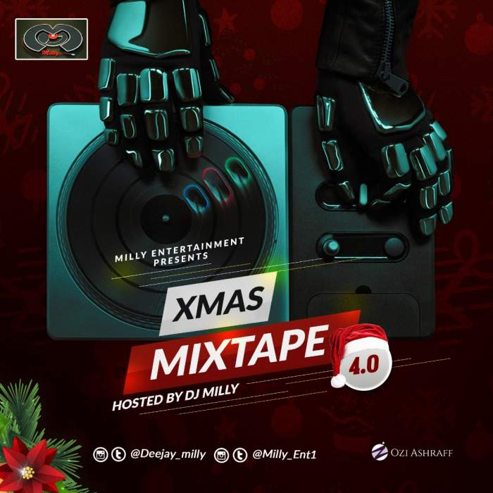 DJ Milly - Xmas Mixtape (Vol. 4.0)