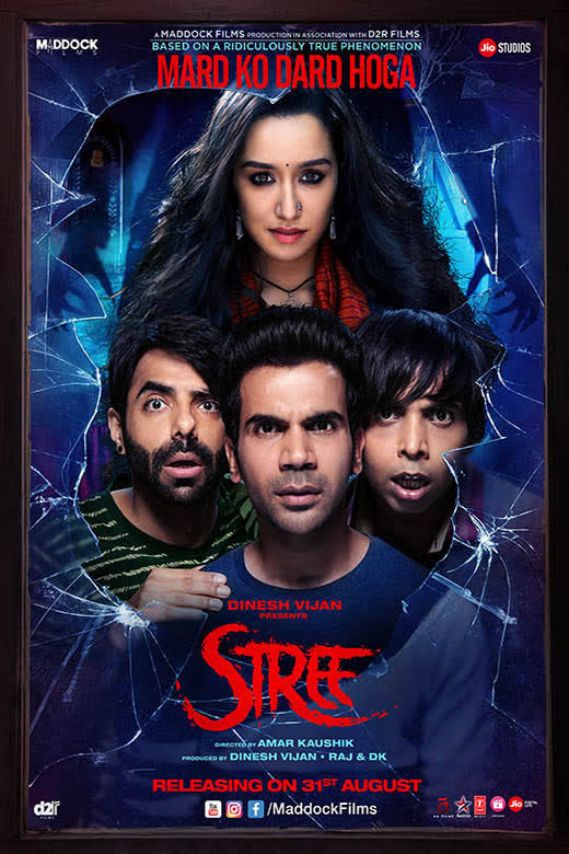 Stree (2018) [Indian]