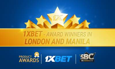 More Awards for 1xBet - G2E and SBC Trophies Added to the Rooster