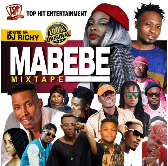 DJ Richy - Ma Bebe Mix