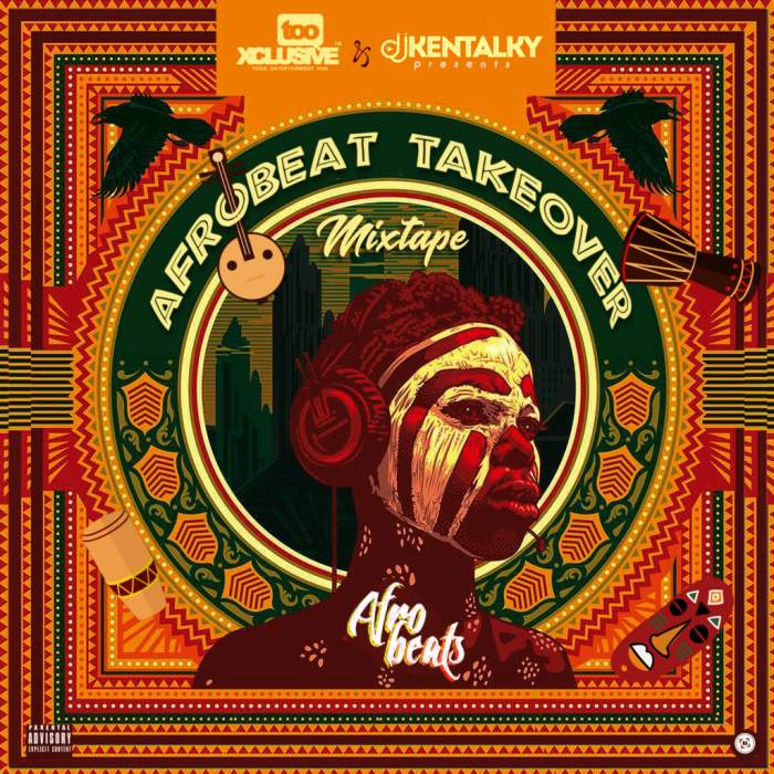 DJ Kentalky - Afrobeat Takeover Mix