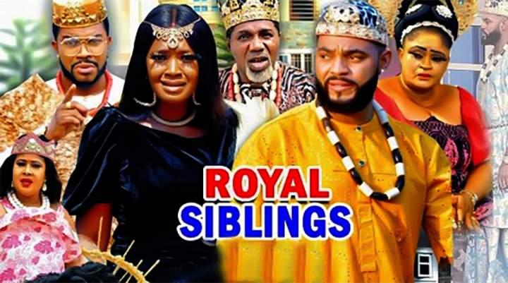 Nollywood Movie: Royal Siblings (2021) (Parts 1 & 2)
