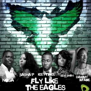 Ice Prince, Nosa, Sasha, Dammy Krane & Seyi Shay - Fly Like Super Eagles