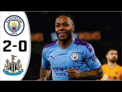 Manchester City 2 - 0 Newcastle (Dec-26-2020) Premier League Highlights