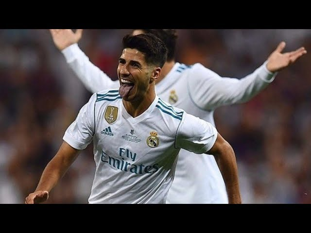 Real Madrid 2 - 0 Barcelona (5-1 Agg) Aug-16-2017 Super Cup Highlights