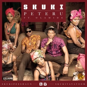 Skuki - Peteru (ft. Olamide)