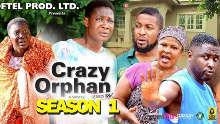 Crazy Orphan (2019)