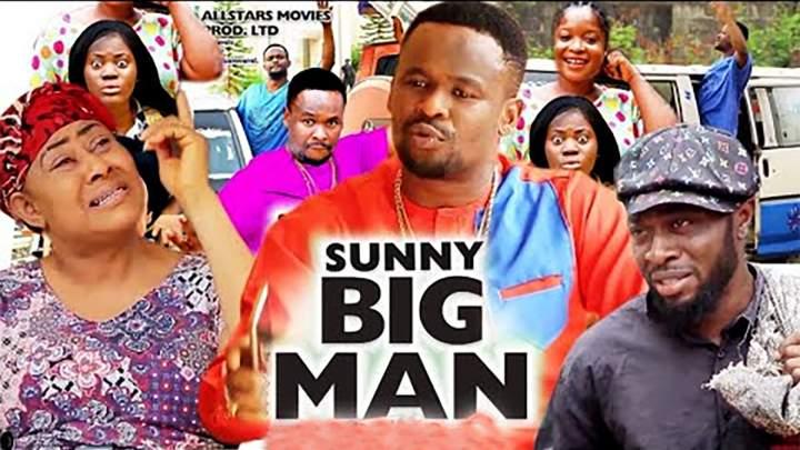 Sunny Big Man (2020)