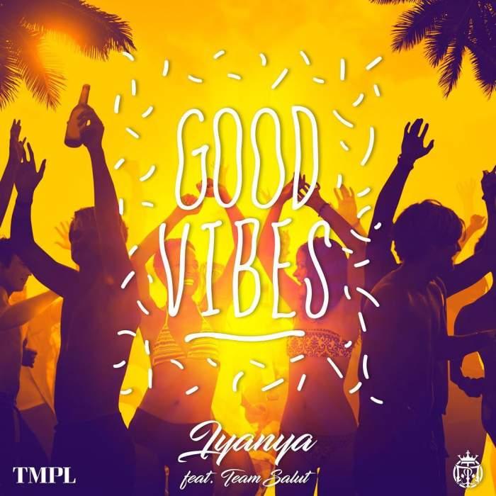 Iyanya - Good Vibes (feat. Team Salut)