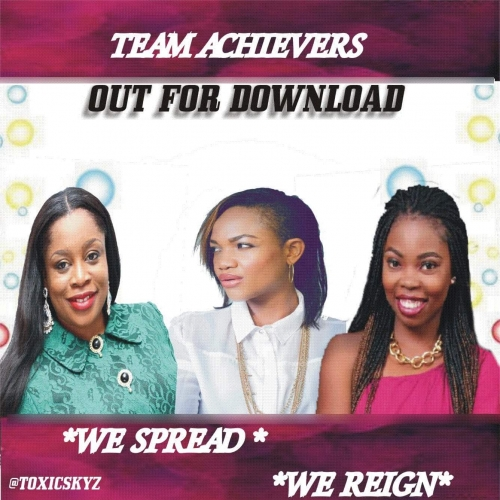 Team Achievers - We Spread & We Reign Gospel Mix (feat. Frank Edwards, Eben, Ada, Joe Praize, Sinach & More)