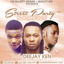 DJ Ken - Street Party Mixtape v5.0