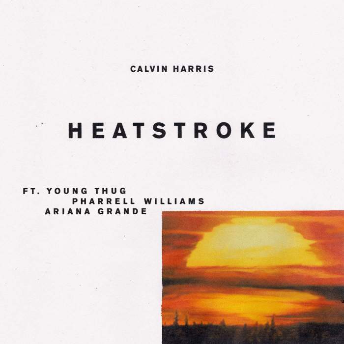 Calvin Harris - Heatstroke (feat. Young Thug, Pharrell Williams & Ariana Grande)
