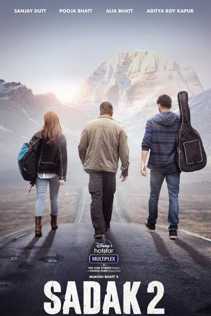 Sadak 2 (2020) [Indian]