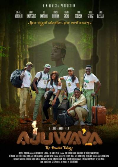 Nollywood Movie: Ajuwaya (2017)