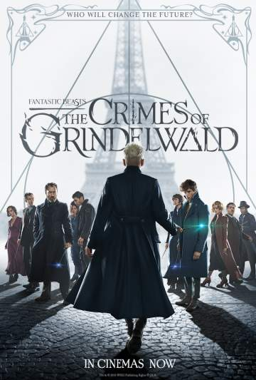 Movie: Fantastic Beasts: The Crimes of Grindelwald (2018)