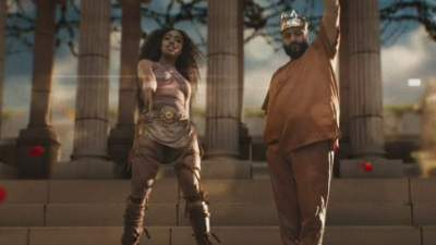 Video: DJ Khaled - Just Us (feat. SZA)