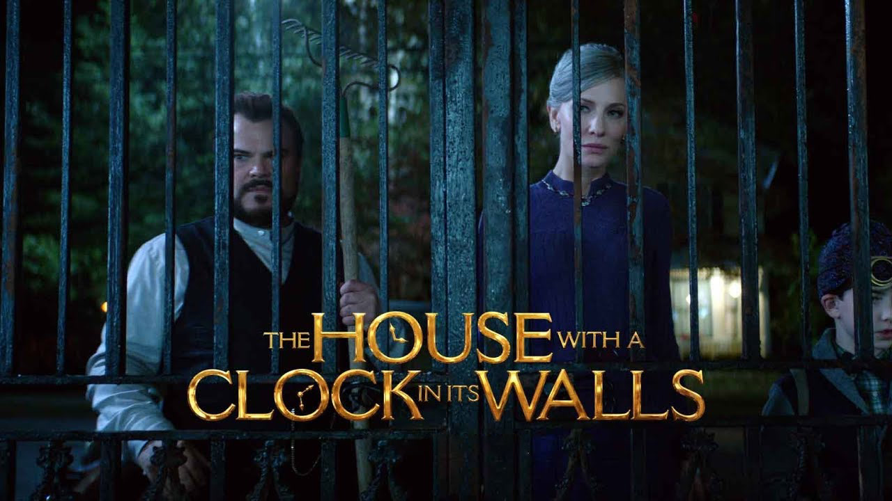 The House with a Clock in Its Walls (2018) [HDRip/CAMAudio]