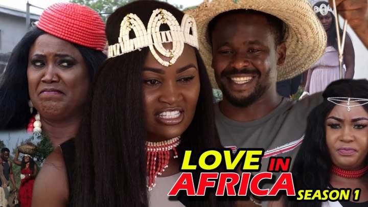 Love in Africa (2019)