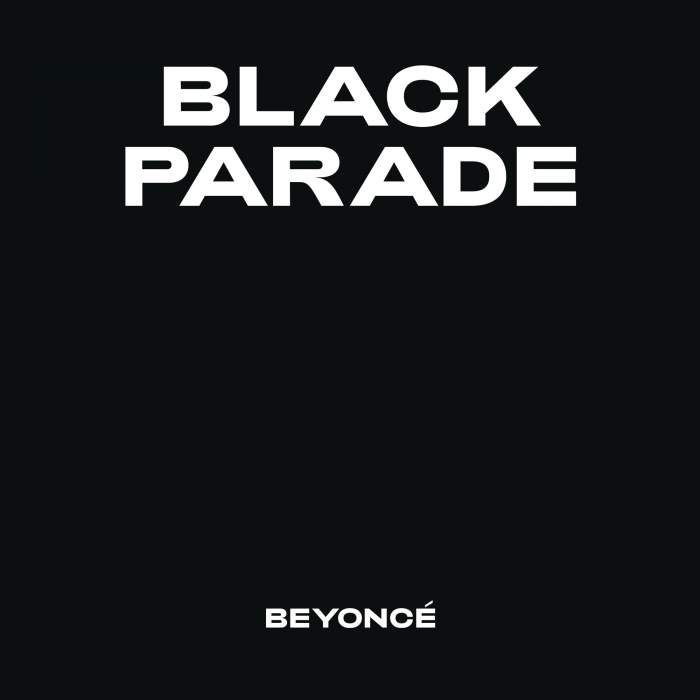 Beyoncé - BLACK PARADE