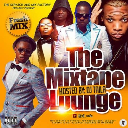 DJ Taila - The Mixtape Lounge
