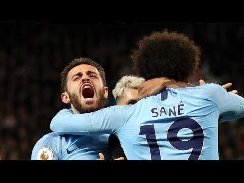 Manchester Utd 0 - 2 Manchester City  (24-APR-2019) Premier League Highlights