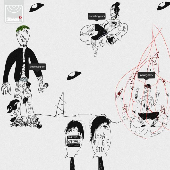 Kida Kudz - Issa Vibe (Remix) (feat. Geko & Burna Boy)