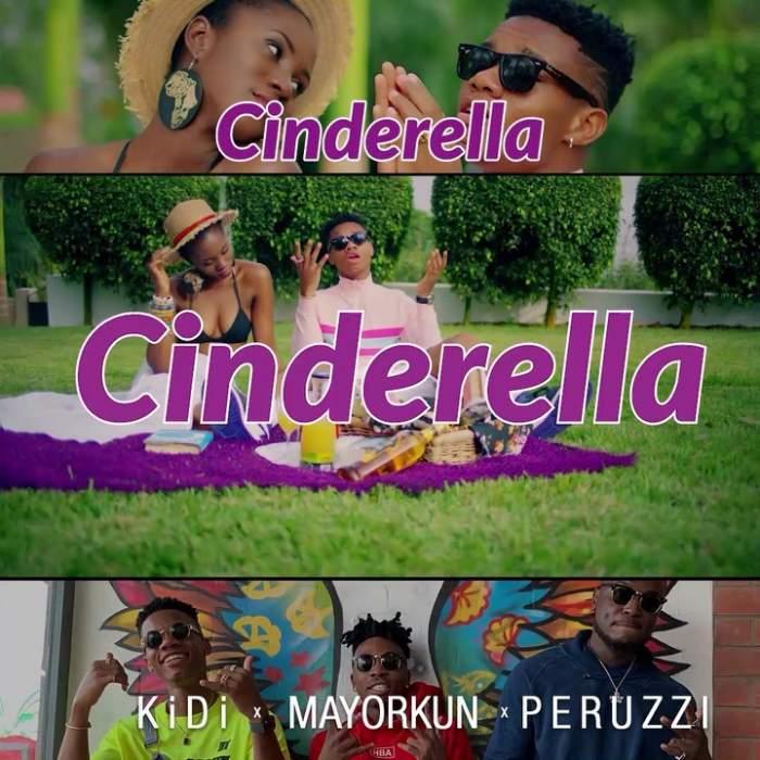 KiDi - Cinderella (feat. Mayorkun & Peruzzi)
