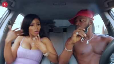 Comedy Skit: BBNaija's Mercy Lambo Slaps Broda Shaggi