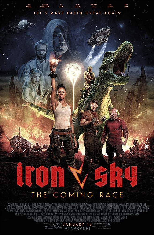 MOVIE :Iron Sky: The Coming Race (2019)