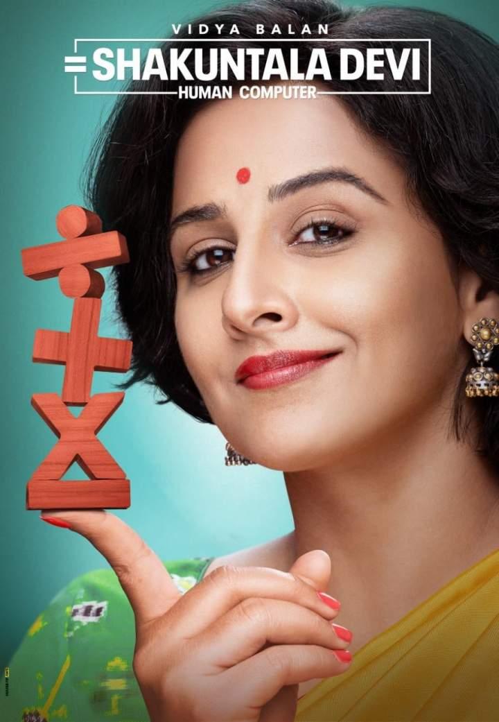 Shakuntala Devi (2020) [Indian]