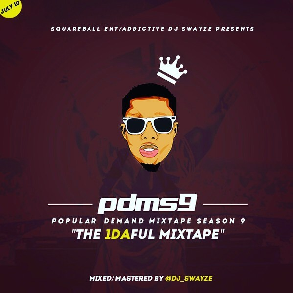 DJ Swayze - Popular Demand Mix (Season 9)