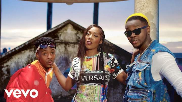 Young John, Tiwa Savage & Kizz Daniel - Ello Baby