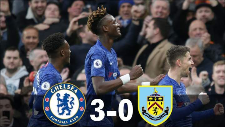 Chelsea 3 - 0 Burnley (Jan-11-2020) Premier League Highlights
