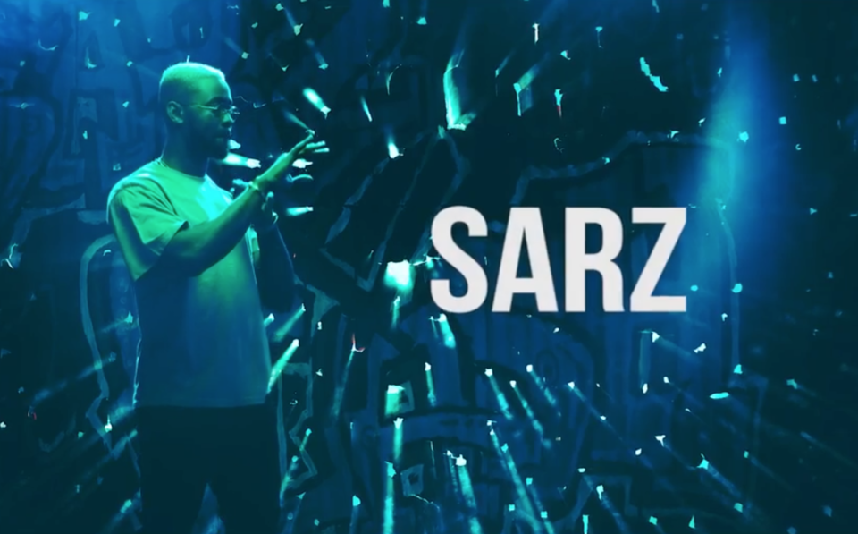 Sarz - Get Up (feat. DJ Tunez & Flash)