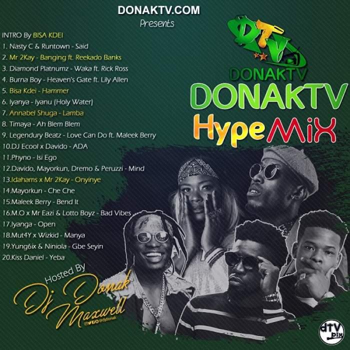 DJ Donak - DonakTv Hype Mix