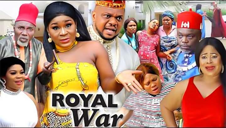 Royal War (2020)