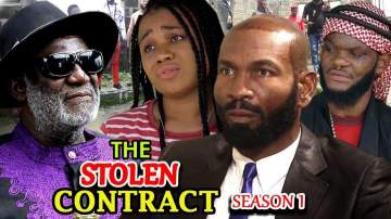 Nollywood Movie: The Stolen Contract (2019)  (Parts 1 & 2)