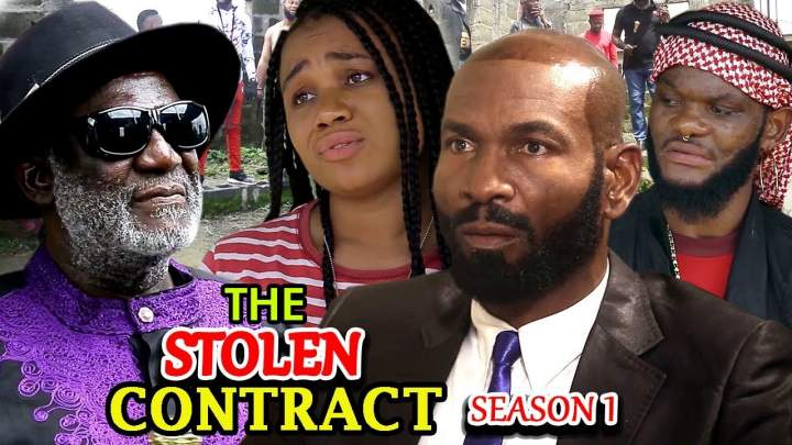 The Stolen Contract (2019)