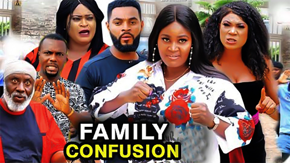 Family Confusion (2020)