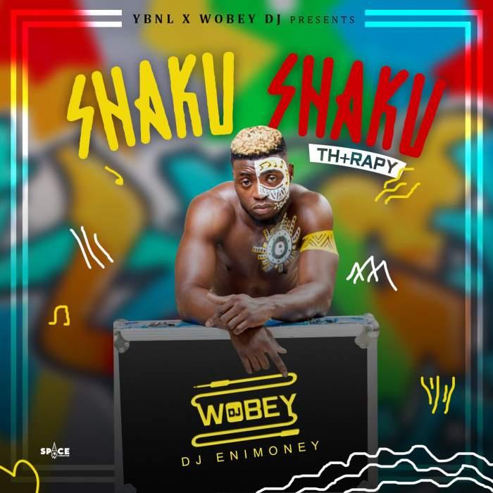 DJ Enimoney - Shaku Shaku Therapy Mix