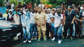 Video: DJ Khaled - Holy Mountain (feat. Buju Banton, Sizzla, Mavado & 070 Shake)
