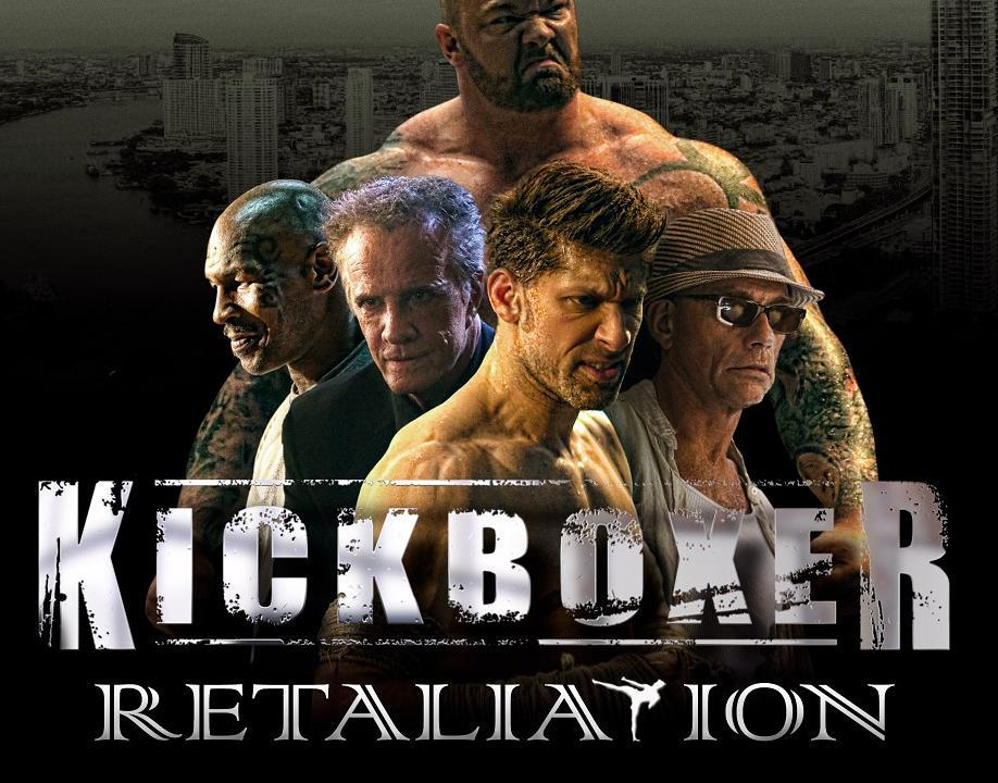 Re: Kickboxer Retaliation (2017)