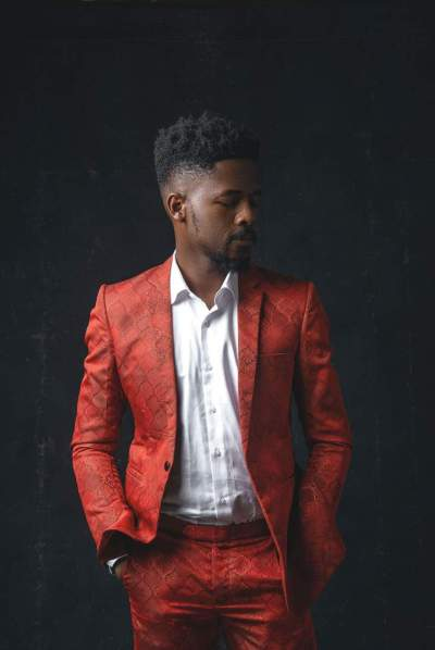Johnny Drille Releases New Photos Ahead Of Upcoming Concert