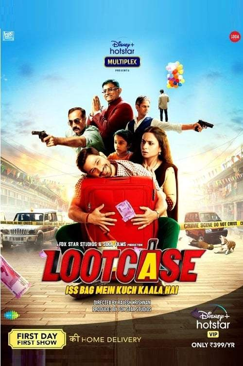 Lootcase (2020) [Indian]
