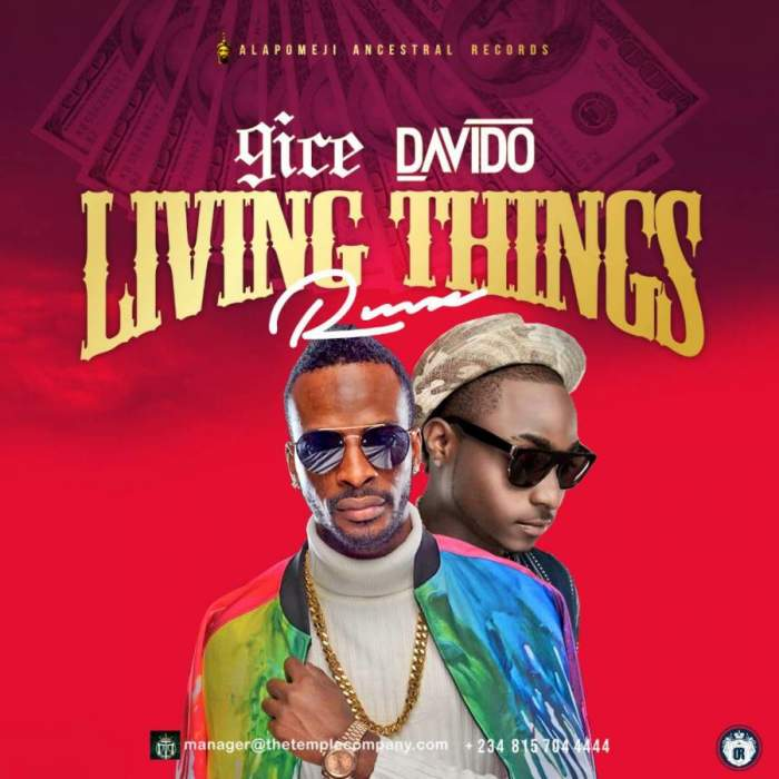 9ice - Living Things (Remix) (feat. Davido)