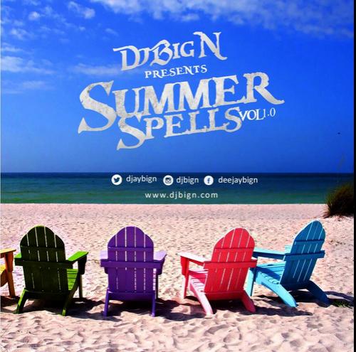 DJ Big N - Summer Spells Mic (Vol. 1)
