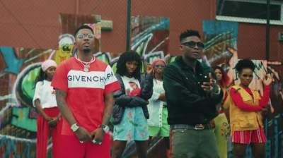 Video: Skiibii - Sensima (feat. Reekado Banks)