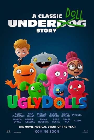 Movie: UglyDolls (2019)